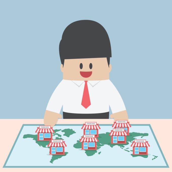 5 dicas de sucesso para pequenos empreendedores que trabalham com marcas globais e redes de franquias