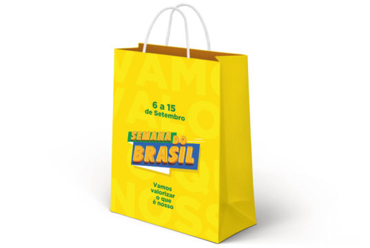 Campanha Semana do Brasil
