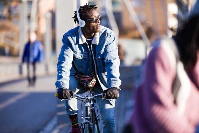 A bicicleta urbana continua sendo a linha mais produzida no Brasil.