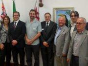 Principais representantes do varejo e da indústria se reuniram com o vereador Gilson Barreto